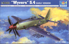 Trumpeter 1/48 Westland Wyvern S.4 (Early Version)