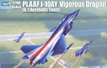 Trumpeter 1/48 Chinese J-10AY ������� ������